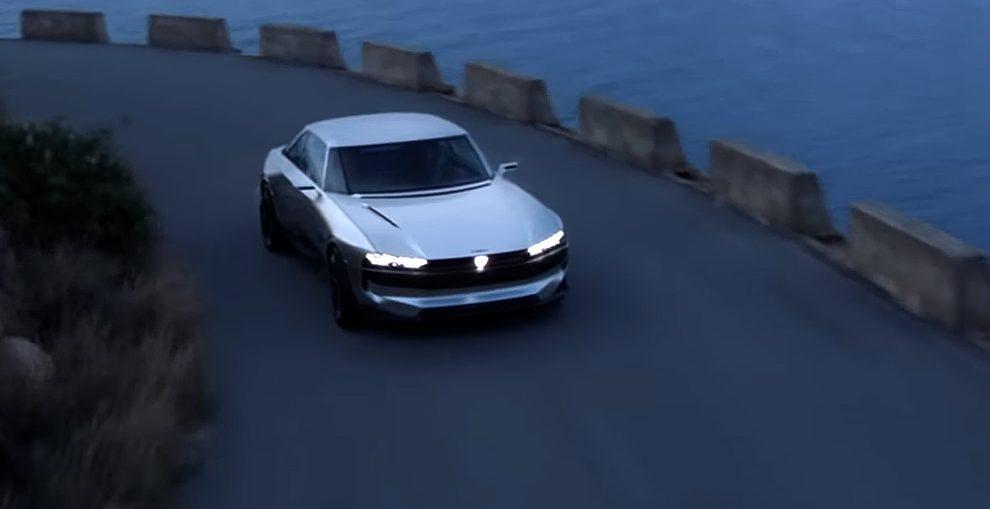 Novo Peugeot E Legend Concept Informacao Relevante